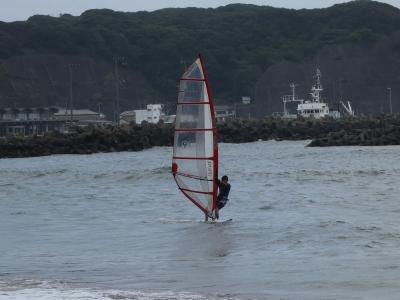 07-07 ウィンドサーフィン2