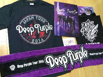ディープパープル 2014 武道館