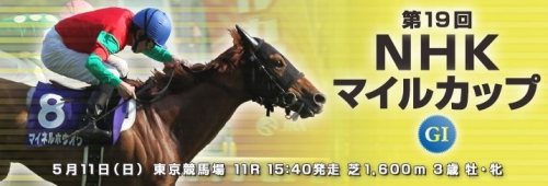 NHKマイルカップ(GI) Part3