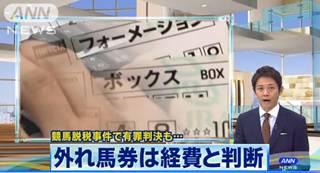 【競馬裁判】今週の大阪外れ馬券裁判敗訴確定でJRA死亡