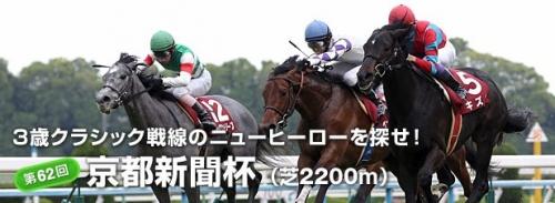 【競馬】第62回京都新聞杯(G2)