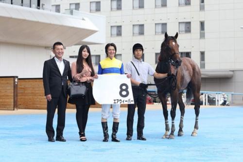 【国営競馬】で8号馬が5ヶ月以上の組織的ヤラズ