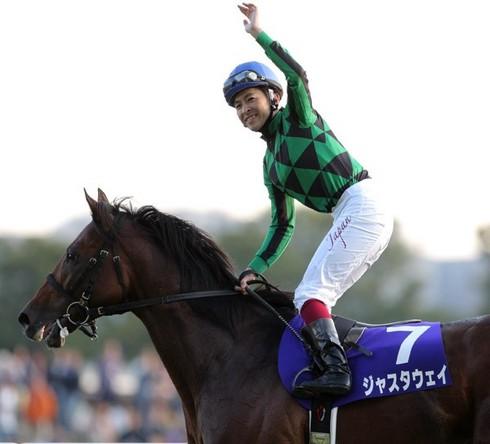 【GI】世界最強馬ジャスタウェイ【騎手は?】