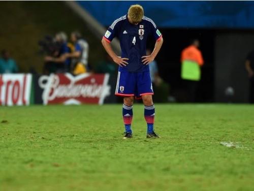 【競馬板】日本代表GL敗退の理由一つ挙げるなら【ブラジルW杯】