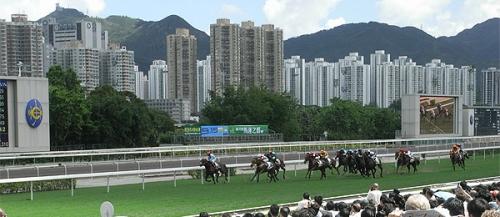 【天皇賞】を国際招待競走にして香港馬呼ぶべき