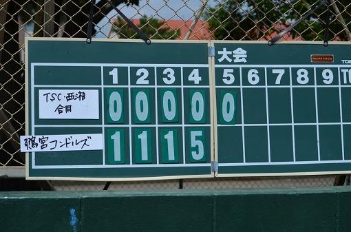 日ハム準決勝③8対0の5回コ-ルドで完勝!!