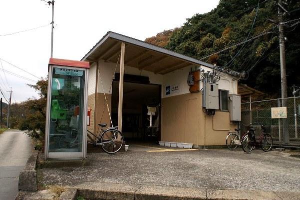 関西本線・大河原駅