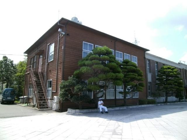 海軍機関学校庁舎及び生徒館 (2)