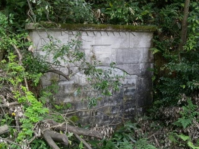 舞鶴海軍病院防空壕