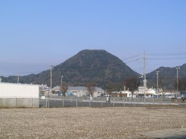 建部山その1