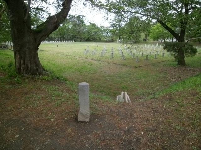 青森陸軍墓地その1 (13)