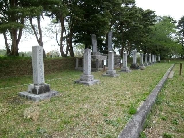 青森陸軍墓地その2 (7)