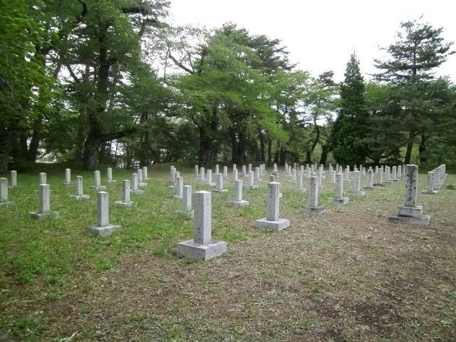青森陸軍墓地その2 (10)