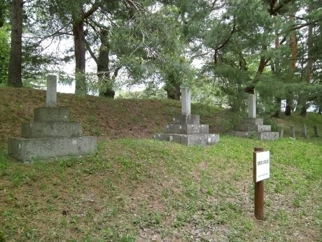 青森陸軍墓地その3