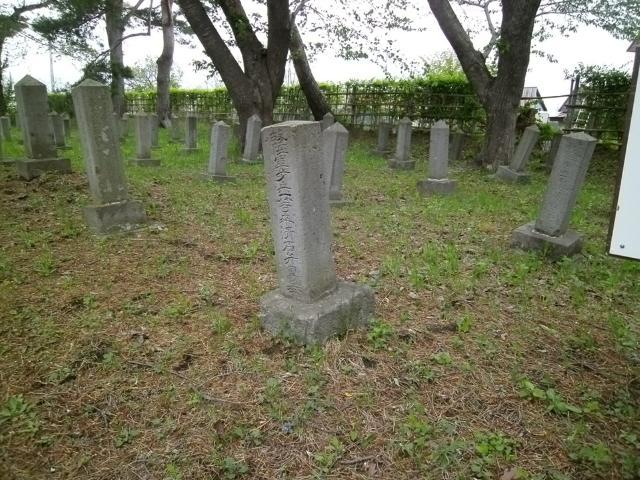 青森陸軍墓地その3 (4)
