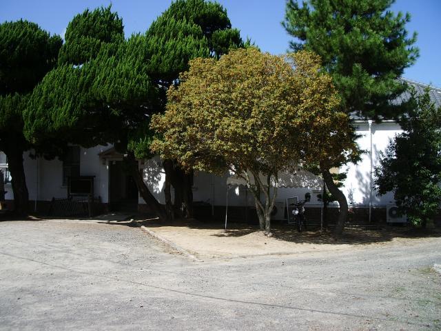 山砲11将校集会所 (2)