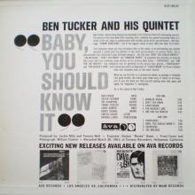 Ben Tucker