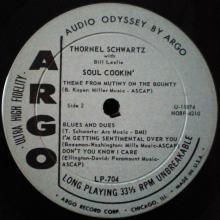Thornel Schwartz