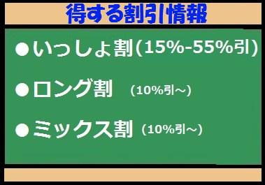 大阪での家庭教師、英語・小論文添削、発達障害の相談などの各種割引