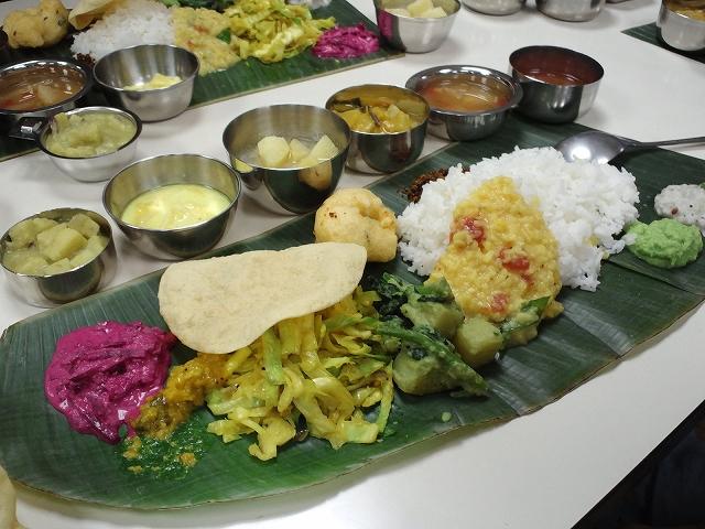 南インド料理 061