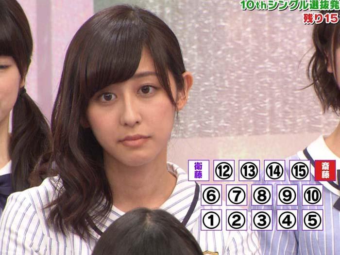10th シングル選抜-斎藤ちはる