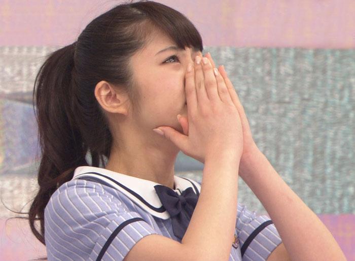 10th シングル選抜-若月