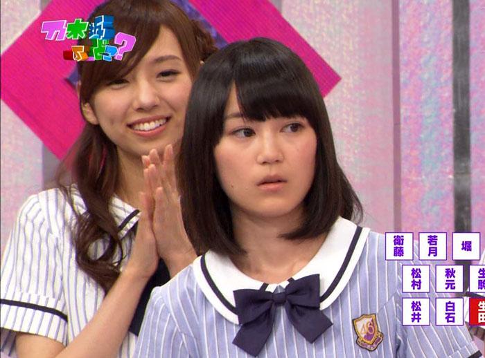 10th シングル選抜-生田