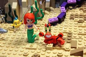 レゴでアリエル