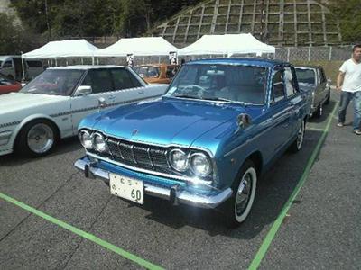 S50型スカイラインGTB