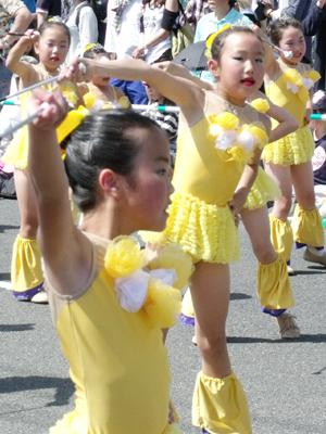 福山ばら祭りパレード