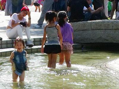 熱く暑い福山ばら祭り