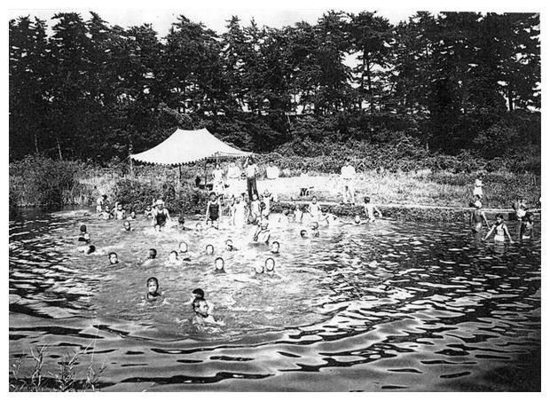 写真1武庫川の子供