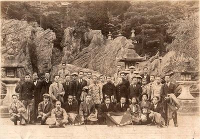 旅行石山寺