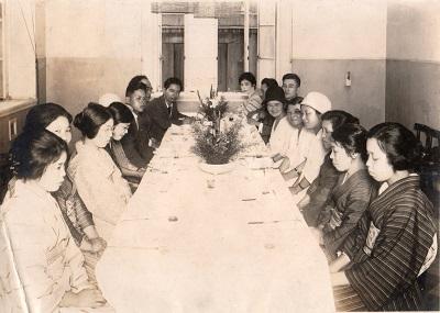 賀川と夫人家庭会