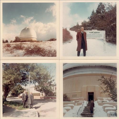パロマ天文台訪問