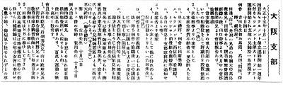 四貫島セツルメント大阪支部記事