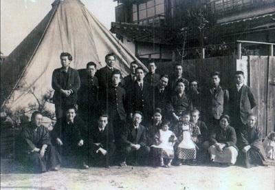 第1回福音学校の写真