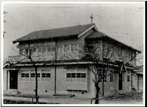 67-9完成した生野会館写真