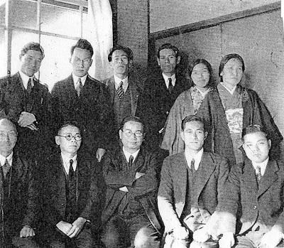 85-4賀川・武内らの写真