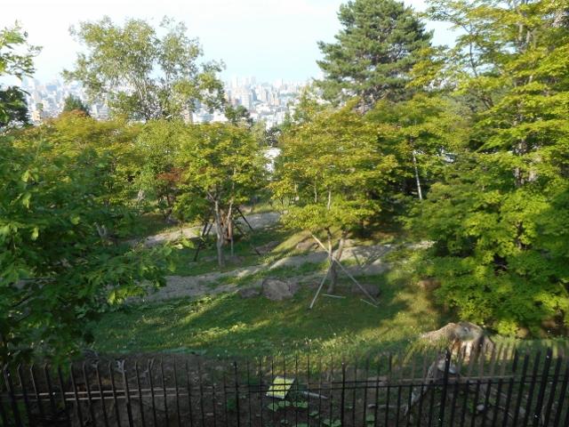 水道記念館庭園