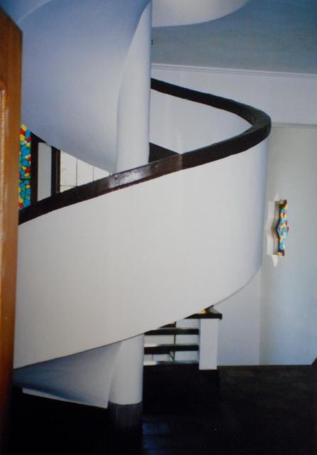 網走の螺旋階段