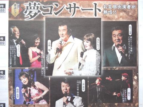 芝居と歌謡ショー (1)