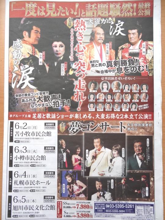 芝居と歌謡ショー (2)
