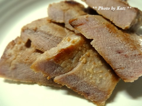 豚ヒレ肉の粕味噌漬け
