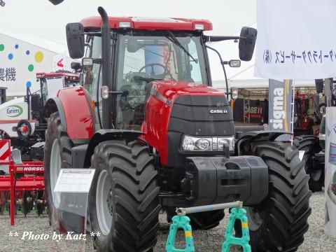 国際農機展