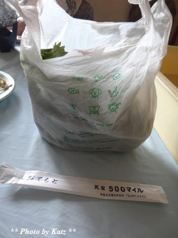 民宿500マイルの紫蘇 (2)