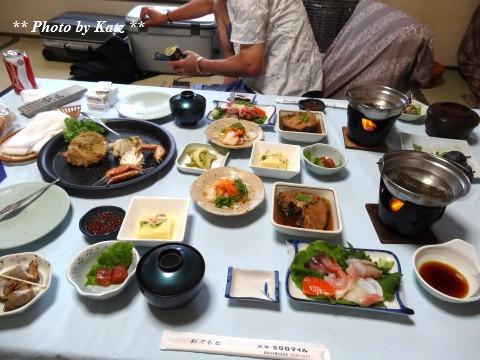 民宿500マイル 食事(13)