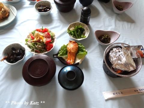 民宿500マイル 食事(16)