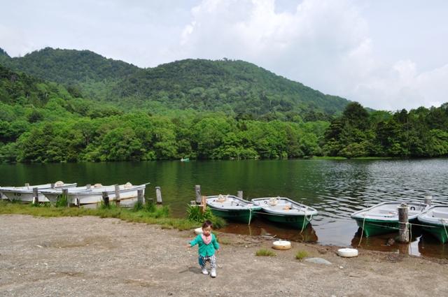 湯ノ湖散策