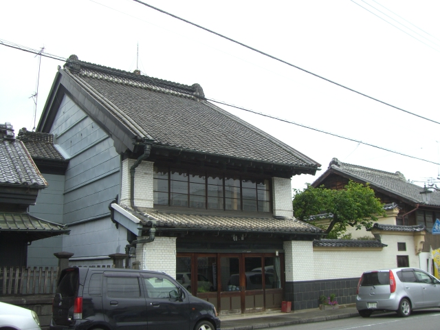 櫛渕(くしぶち)邸